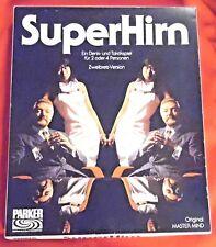Spiel : Superhirn , Zweibrett-Version , Parker 6111055 , 1976
