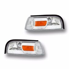 Fits Mercury Grand Marquis Driver Passenger Signal Side Marker Light Lamp 1 Pair