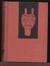 Arte Indiana USA N.-Ovest+Wingert AMERICAN INDIAN SCULPTURE-Hacker New-York 1976