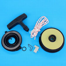 Recoil Starter Repair Kit Amp Handle Rope For Stihl Cut Off Saw Ts400 Ts410 Ts420