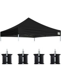 Eurmax 10x10 Replacement EZ Canopy Only