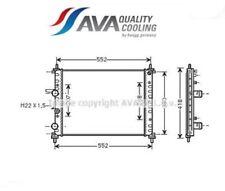 FTA2182 Radiatore, Raffreddamento motore (AVA)