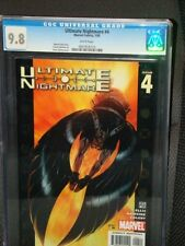 Marvel Ultimate Nightmare #4 CGC 9.8
