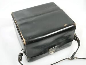 Zeiss Ikon Contarex Ledertasche Lederkoffer Tasche 23.0203 leather case