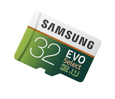 Samsung 32GB Micro EVO select V3 SD card for Galaxy J3 star orbit prime luna pro