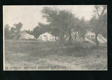 GSW German South West Africa Outpost Station c1900s? PPC