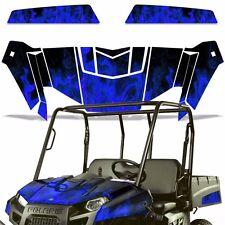 Graphic Kit Wrap For Polaris Ranger EV UTV Decal Sticker SxS 2009-2015 ICE BLUE