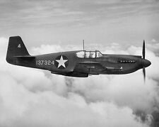 P-51 / P-51C Mustang WWII Fighter 8x10 Silver Halide Photo Print