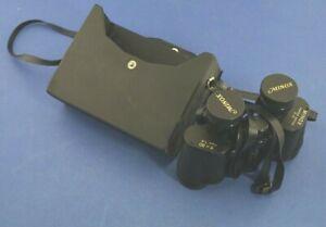 Pair of Minox 6x30 Binoculars with case.