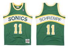 Seattle Supersonics Detlef Schrempf Swingman Jersey Green XL