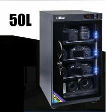 50L Digital Screen Dehumidify Dry Cabinet Box for Lens Camera Equipment Storag