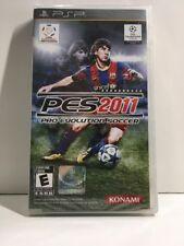 Pro Evolution Soccer 2011 (Sony PSP, 2010)   NEW SEALED!!!!