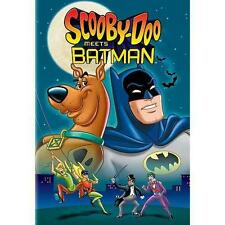 NEW DVD Scooby-Doo Meets Batman Factory Sealed  Free Shipping !