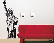 00019 Wall Stickers Adesivi Murali New York Statua della Libertà 45x120cm