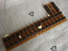 YAMAHA DX-7 DX7 Browny PCB Voice Selector card Electronic parts LC 92830 2/5 VG