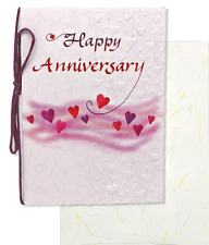 Blue Mountain Greeting Card: Happy Anniversary