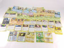 Pokemon TCG Card Mysterious Treasures Lot 47 Different Cards 5 x Holos