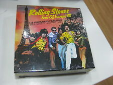 ROLLING STONES 8 CD BOX LES LOUPS DANS L'ABATTORI THE COMPLETE 1976 PARIS TAPES