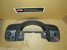 JDM 00-03 Honda S2000 AP1 RHD Dash Console Climate Control Bezel, Start Button