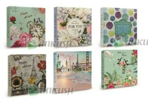 Self Adhesive Photo Album 20 Sheets/ 40 Sides Pages Picture Album Extra Large