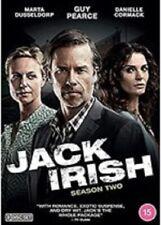 Jack Irish Season 2 Series Two Second (guy Pearce Marta Dusseldorp) DVD