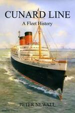 Cunard Line: A Fleet History, Very Good Condition Book, Newall, Peter, ISBN 1901