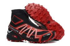 Men's Salomon snowcross 12 CS Outdoor Snow Boots High Top Sports Shoes New