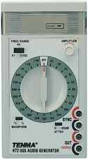 72 505 Signal Generator Audio Handheld 1 Channel 150khz Am We Export