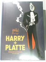 HARRY und PLATTE Gesamtausgabe 1: 1955-1958 ( Salleck Hardcover 312 Seiten ) NEU