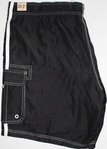 MEN SWIMWEAR OP Size 3XL/3XG (48-50) BLACK  NEW