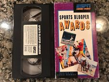Sports Bloopers Awards Vhs! Sports Illustrated