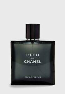 Chanel Bleu de Chanel 100ml EDP Mens Spray Perfume Sealed Box Genuine