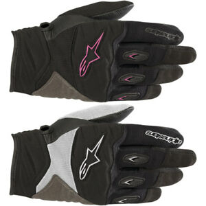 2019 Womens Alpinestars Stella Shore Motorcycle Gloves - Pick Size/Color