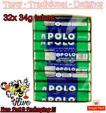 NESTLE POLO ORIGINAL MINTS TUBE - PACK OF 32 × 34g - EXPIRY 05/2020 - UK SELLER