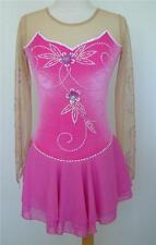 Kim Competition Ice Skating Dress Adult X-Small  00000B8D