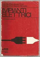 IMPIANTI ELETTRICI di Giorgio Crisci e Gaetano Mirabella - Stem Mucchi 1974