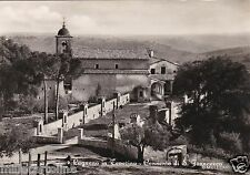 # LUGNANO IN TEVERINA: CONVENTO DI S. FRANCESCO - 1954
