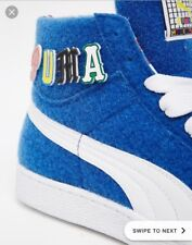 MEN'S Puma x Dee and Ricky Basket Mid CR *Brand New*