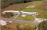1950s Kenland Hotel Aerial View Greenville North Carolina Postcard BJ