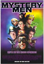 Mystery Men Movie Poster 27x40 Ben Stiller Hank Azaria William H. Macy Paul