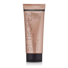 St Tropez Gradual Tan Tinted Lotion 200mL Fake Sunless Spray Tanning Darker