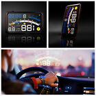 Car 5.5-inch smart driving data projector multi-function smart head-up display
