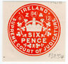 (I.B) Edward VII Revenue : Ireland Supreme Court of Judicature 6d