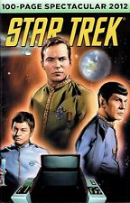 Star Trek 100 page spectacular 2012  IDW comic