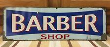 Barber Shop Steel Metal Haircut Scissors Clippers Shave Razor Nail Polish Beauty