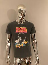 JUNK FOOD Michael Jackson King of Pop T-Shirt Size S