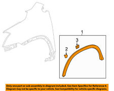 Buick GM OEM Encore Front Fender-Wheel Well Flare Arch Molding Right 95275469