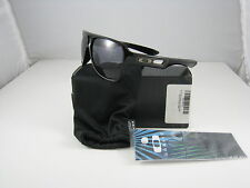 New Oakley Dispatch II Polished Black w/Grey OO9150-01