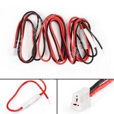 5Pcs Power Cable DC Cord For Kenwood YAESU ICOM TM281 TM481 TK-271 FT-1807/802