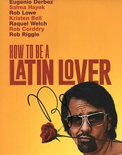 Rob Lowe How To Be A Latin Lover Hand Signed 8x10 Autographed Photo COA Actor